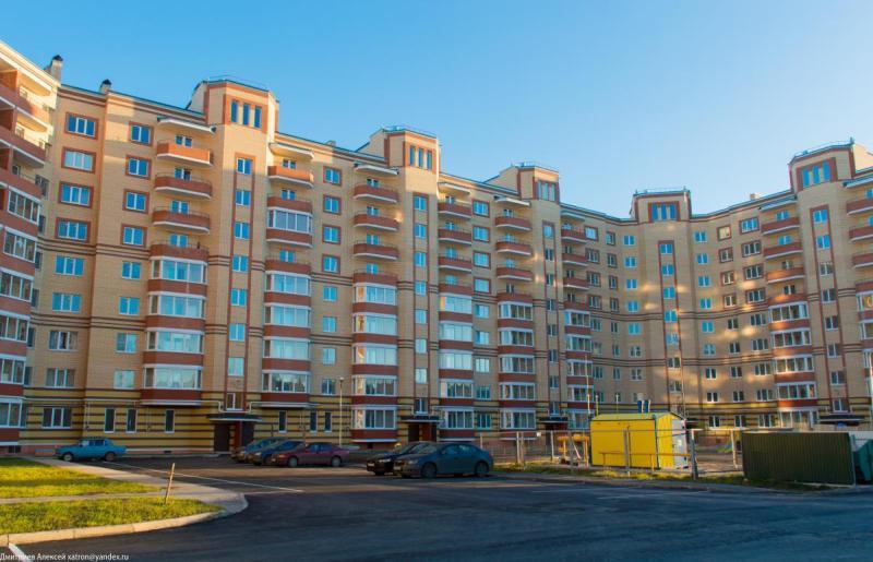 Жилой дом по ул. Хутынская, 29 (введен в эксплуатацию)