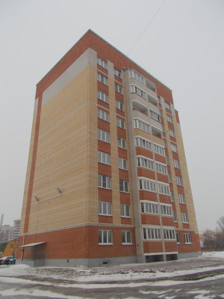 Жилой дом по ул. Завокзальная, дом 7 корп. 1 (введен в эксплуатацию)