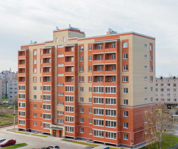 Жилой дом по ул. Хутынская, 29 корп.1 (введен в эксплуатацию)
