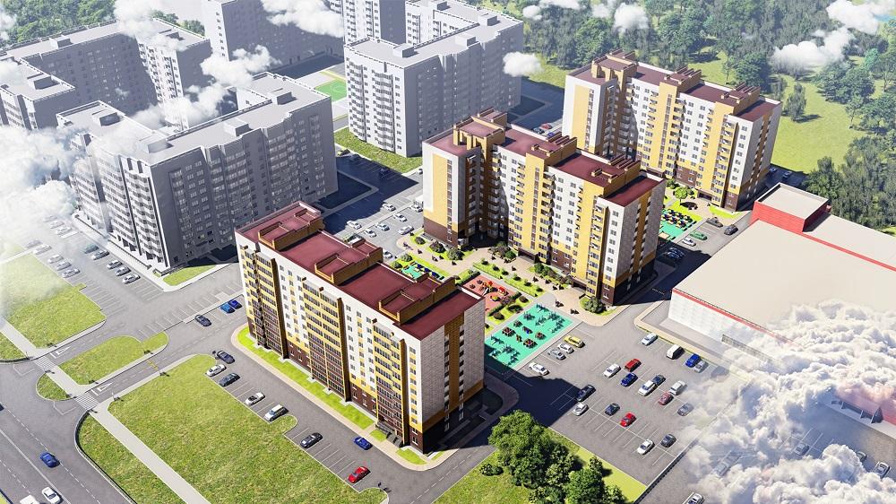 Жилой дом по ул. Кочетова позиция 1