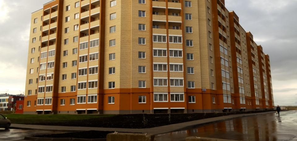 Введен в эксплуатацию жилой дом по ул. Я. Павлова, 7