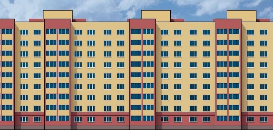 Открыта продажа квартир в строящемся жилом доме по ул. Я. Павлова, позиция 1