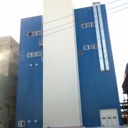 Участок рассева мощность 140 тыс. тонн/год Боровичского комбината огнеупоров,