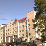Хирургический корпус Окуловской ЦРБ