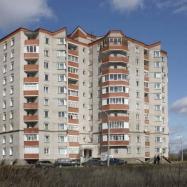 жилой дом по ул. Вересова