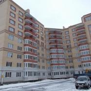 жилой дом по ул. Хутынская, позиция 1. 1-ый этап